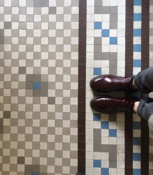 alfombras de vinilo