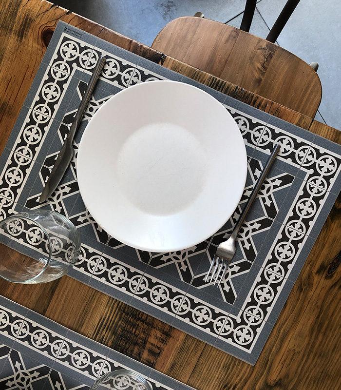 caminos de mesa modernos